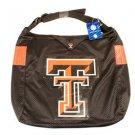 Ncaa Texas Tech Raiders Jersey Tote Shoulder Bag  School Purse  Logo