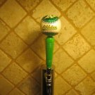 MLB Oakland A'S KEGERATOR BEER TAP HANDLE Ball Bar Sports Brew Jackson Green New