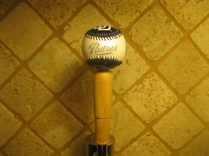 MLB Padres  KEGERATOR BEER TAP HANDLE Baseball Bar San Diego Brew