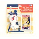 Cleveland Indians MLB Baseball Night Light and Outlet Cover Combo Team Logo