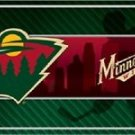 "Minnesota Wild  Vanity License Plate Tag  6""x 12"" Metal Auto Stanley Cup New NHL"