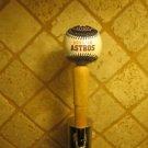 MLB Astros  KEGERATOR BEER TAP HANDLE Baseball Bar Houston Brew