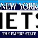 "Mlb New York Mets Vanity License Plate Tag  6""x 12"" Metal Dad Auto deGrom Matz"