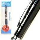Los Angeles Lakers Premium Hi-Line Ink Pen NBA Black Logo Bryant School Team  LA