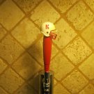 Nebraska Cornhuskers KEGERATOR BEER TAP HANDLE Football Helmet Team Bar NCAA