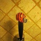 Bengals KEGERATOR BEER TAP HANDLE  Football Helmet Bar Sport NFL