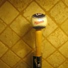 MLB Washington  KEGERATOR BEER TAP HANDLE Baseball Bar Nationals Brew