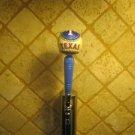 Texas Rangers  KEGERATOR BEER TAP HANDLE Ball Bar Sports Brew Series New MLB