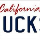 "NHL Anaheim Ducks Vanity License Plate Tag  6""x 12"" Metal  Auto Cup Wall New CA"