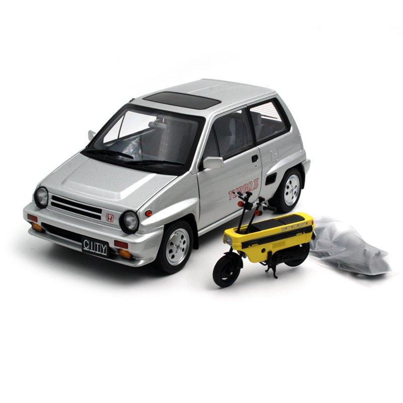 1:18 AUTOart Honda City Turbo II