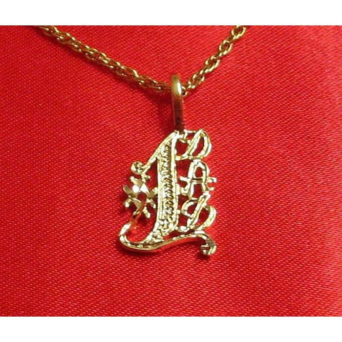 14K Double Gold Filled Number One #1 Dad Charm/Pendant