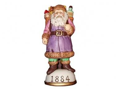 Cashmere Bouquet Colgate Company Circa 1884 Memories of Santa Collection NIB