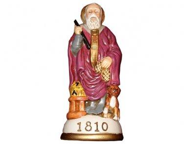 Festival of St. Nicholas Circa 1810 Memories of Santa Collection New In Box