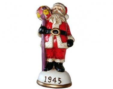 Pinata Santa Circa 1945 Memories of Santa Collection Ornament NIB