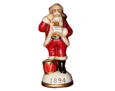 Santa with Lorgnettes Circa 1894 Memories of Santa Collection Ornament NIB