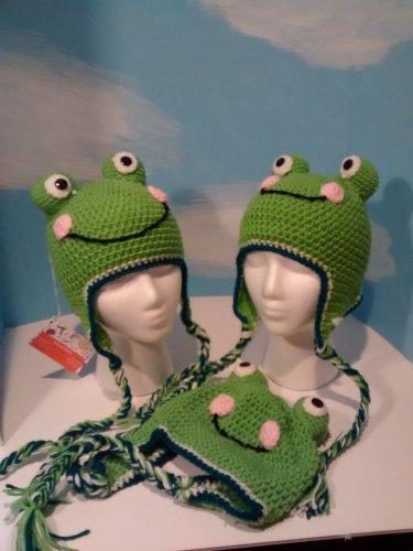 Frog Hat