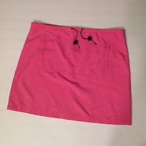 Mossimo Large 11/13 Pink Swim Cover Up Sport Active Skirt