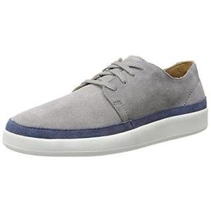 Cole Haan Mens Ridley Blucher Gray Fashion Sneakers 11 Medium (D)