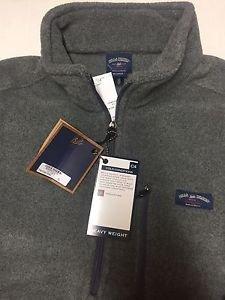 Bills Khakis Insulated Issue Heavyweight Fleece Sweater XL - Zip Neck NWT $155
