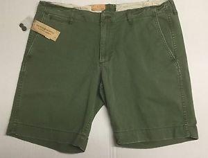 DENIM & SUPPLY RALPH LAUREN Chino Surplus Shorts  -Size 36 NWT