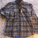 Johnnie-O (Buckley) Button-Down Shirt JMWL1200 495 Niagara Size Medium NWT $125