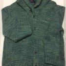 Polo Ralph Lauren Merino Wool and Silk Shawl Cardigan-DENIM BLUE-X-Large NWT$595