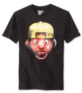 Trukfit Shades of Kray Men's Black Graphic Tee T-Shirt 100% Cotton NWT