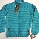 Hawke & Co. Outfitters Packable Down Jacket NWT Blue -Medium $195 MSRP