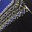 Polo Ralph Lauren Nordic Patterned Merino Sweater -Black/Blue/White-XL $295 NWT