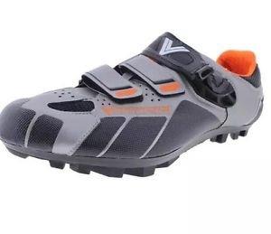 Vittoria - Mens Viper Silver Mesh Cycling Shoes Sneakers 47 Medium (D) $269 MSRP