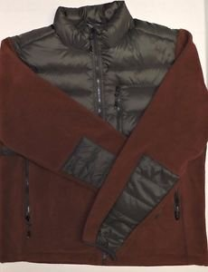 Hawke & Co  Jacket-Pro Norfake Quilted Puffer/Fleece NWT Large $195 MSRP