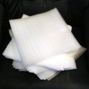 "5 Stacks of Micro Foam Wrap - 1/32"" x 1' x 20' - 100' total"