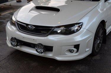 PIAA 510 Star White Bumper Grille Driving Lights Kit for Subaru Impreza WRX STi