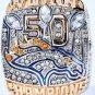 2015 DENVER BRONCOS SUPER BOWL 50  CHAMPIONSHIP RING...Miller ring with wooden box
