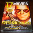 17 Movies (Action/Thriller) On 4 DVD Discs (New Unopened)