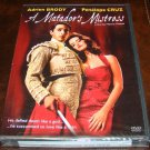 A Matador's Mistress 2011 Drama DVD Movie (New Unopened)