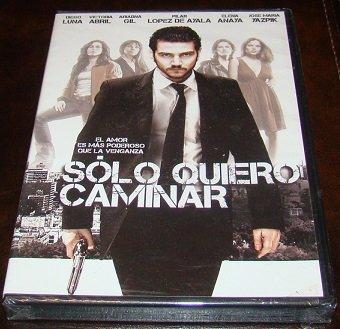 Solo Quiero Caminar 2010 Action Spanish DVD Movie (New Unopened)