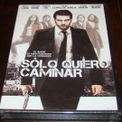 Solo Quiero Caminar 2010 Action Spanish DVD Movie (New Unopened)
