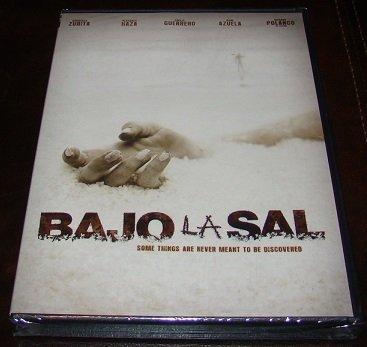 Bajo La Sal 2009 Thriller Spanish DVD Movie (New Unopened)