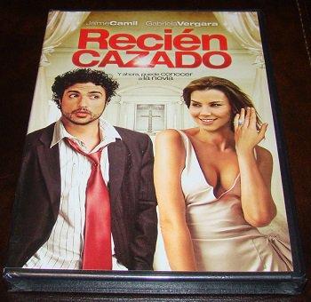 Recien Cazado 2010 Romantic Comedy Spanish DVD Movie (New Unopened)