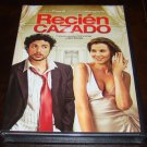 Recien Cazado 2010 Romantic Comedy Spanish DVD Movie (New Unopened)