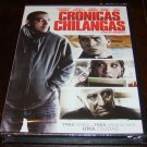 Chronicas Chilangas 2009 Comedy Spanish DVD Movie (New Unopened)