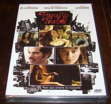 Paraiso Travel 2008 Drama Spanish DVD Movie (New Unopened)