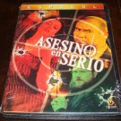 Asesino En Serio 2002 Comedy Spanish DVD Movie (New Unopened)