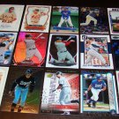 Carlos Beltran 25 Different Baseball Cards Lot