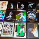 David Wright 25 Different Baseball Cards Lot New York Mets