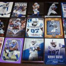 Reggie Wayne 25 Different Football Cards Lot Indianapolis Colts
