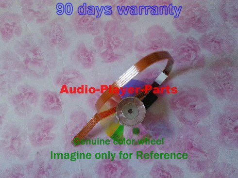 Replacement For Optoma 200X DLP Projector Color Wheel