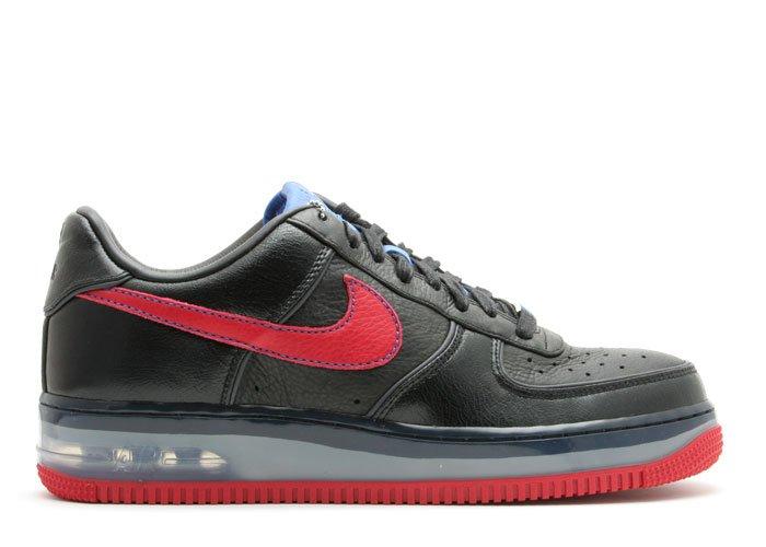 """Air Force One - """"paris"""" black/varsity red-varsity royal"""