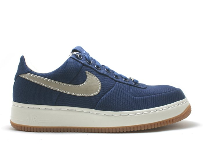 Air Force One Low -  midnight navy/sail-white